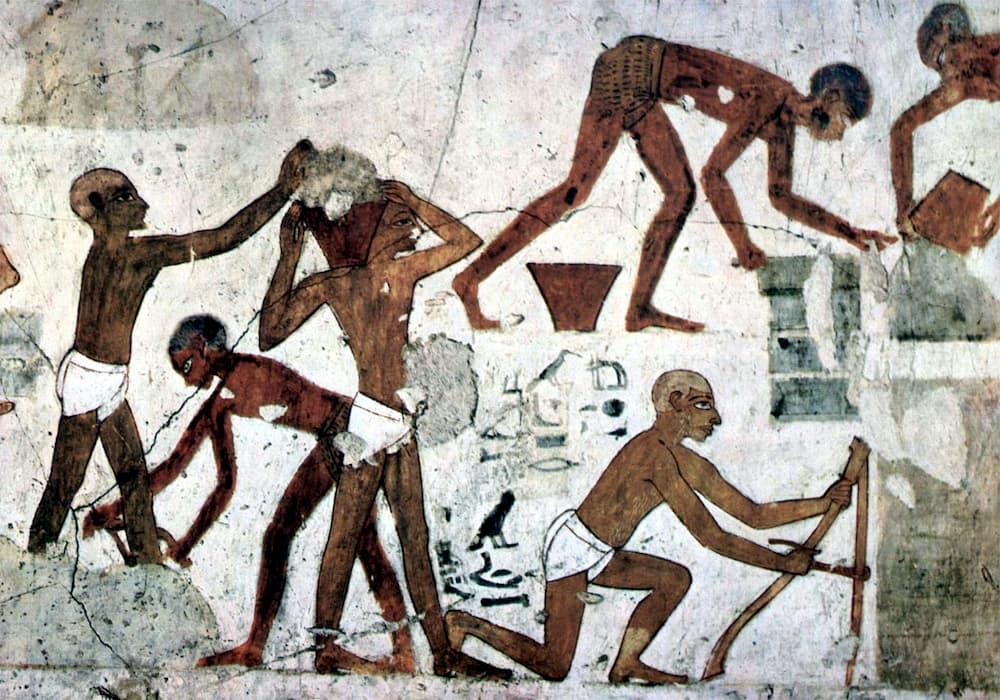 Из кого сформировался еврейский народ? Египетское рабство было 430 или 210 лет?