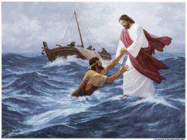 Спасение начинается с двух вещей (Евангелие от Марка 16:16)