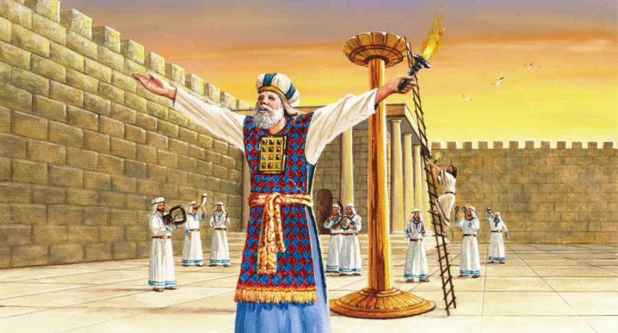 Использование музыкальных инструментов в Ветхом Завете