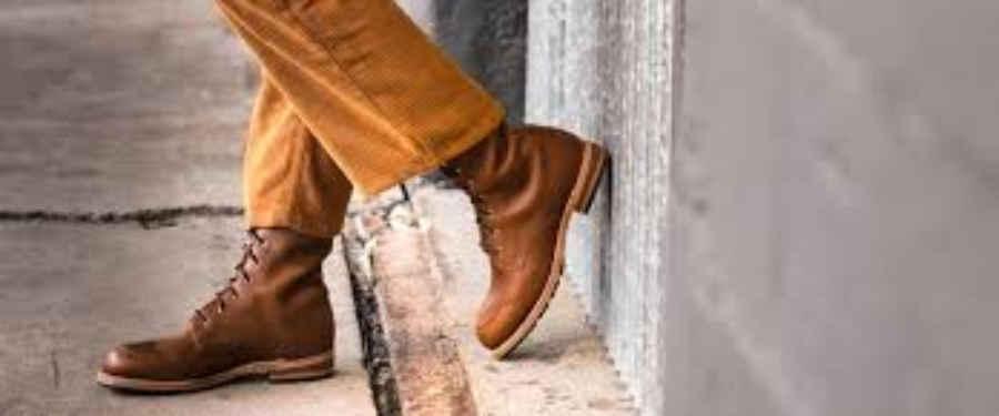 Ноги современного человека