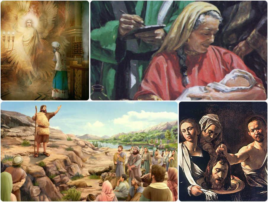 Иоанн Креститель - Его история