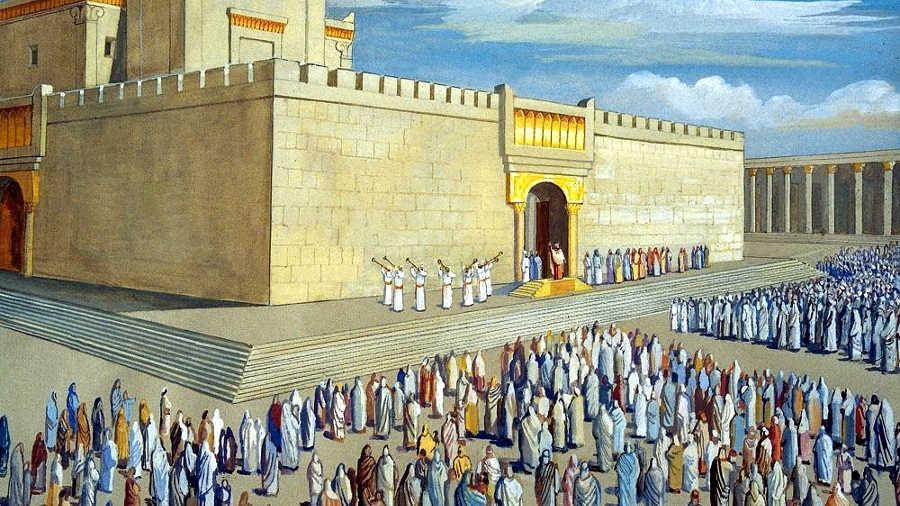 Онлайн Богослужение в прошлом