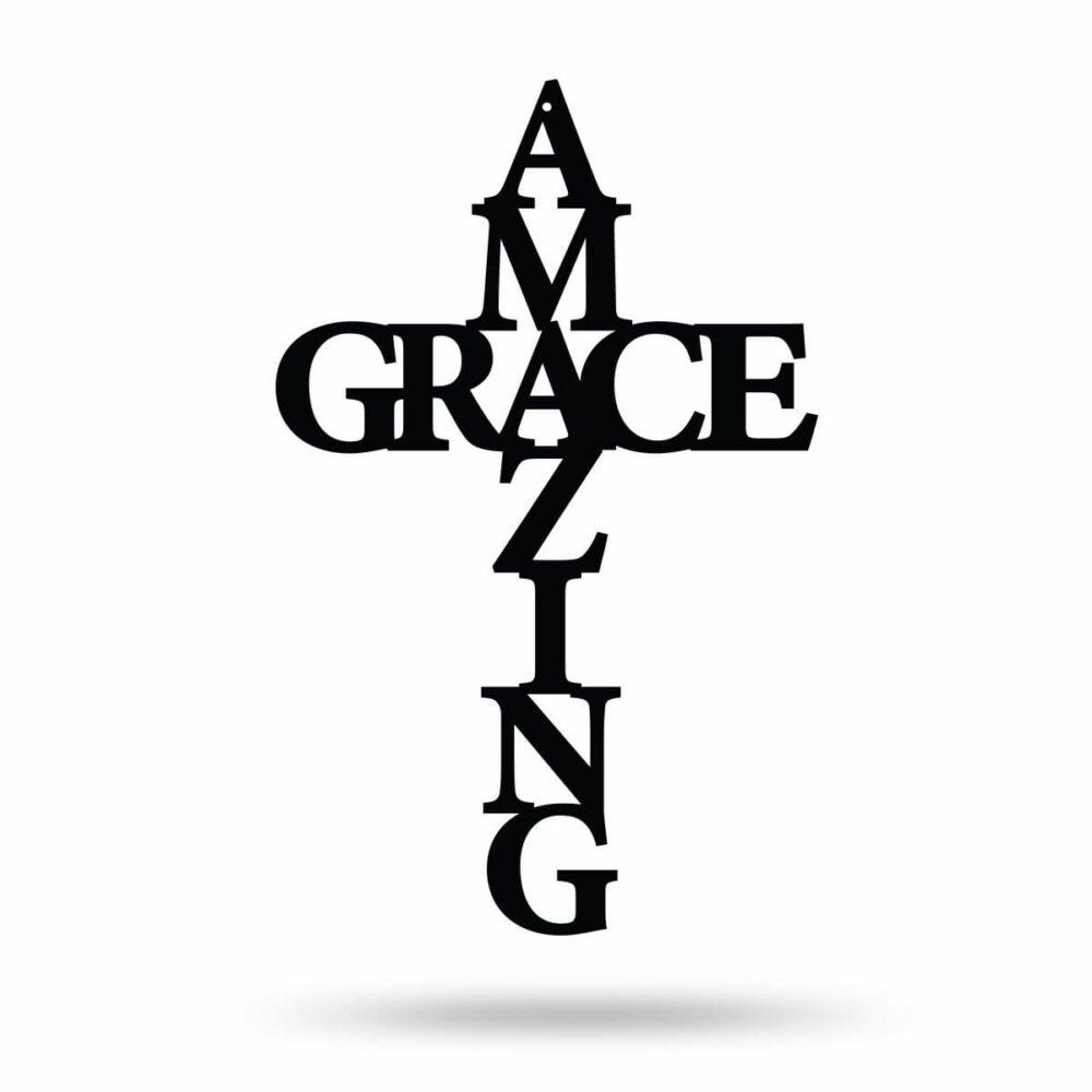 О, благодать. Amazing Grace.
