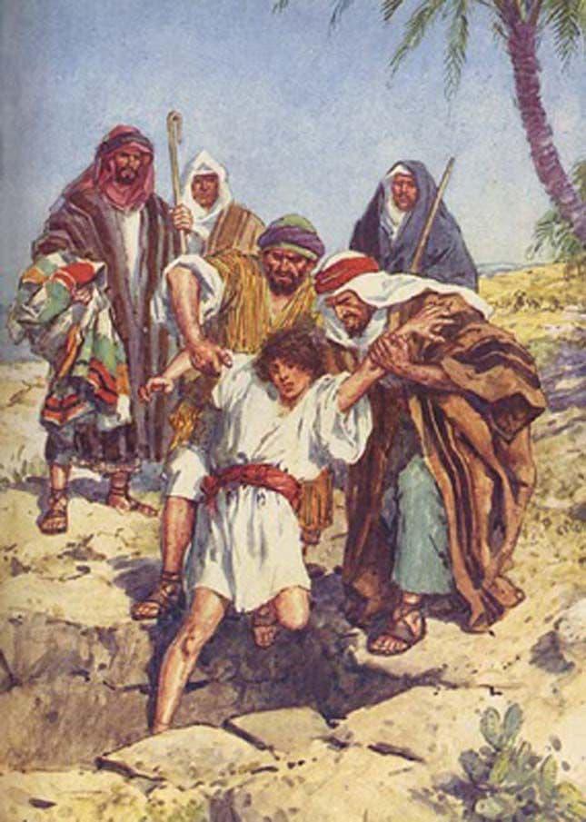 Рабство Иосифа. Что значит быть искупленным?