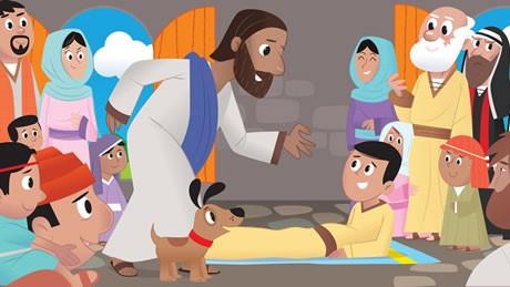 Библия для детей. Игра-программа.