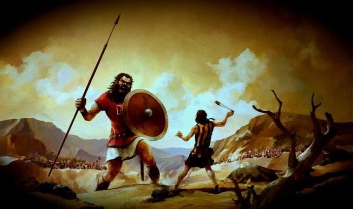 Кто убил Голиафа?
