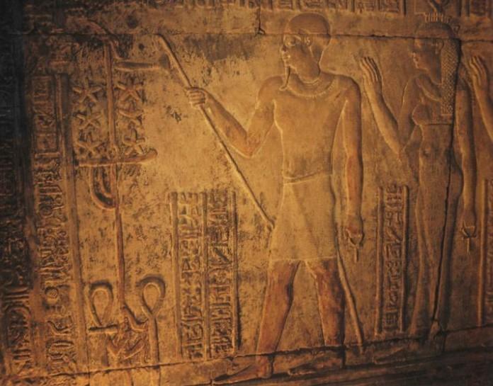 Библейский Иосиф - выдающийся древнеегипетский зодчий Имхотеп.