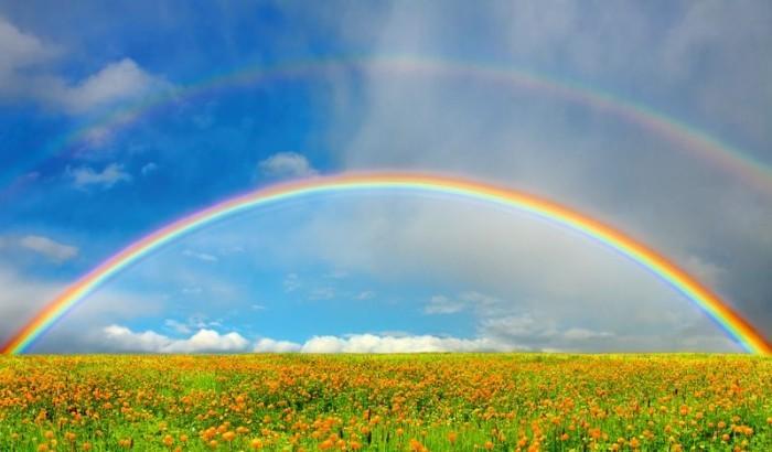 Радуга: законы физики, история появления, символ Библии